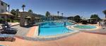 Preiswertes Hotel 400 Meter vom Strand mit schönen, teilweise renovierten Zimmern, sehr ruhig